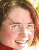 Portrait von Angelika